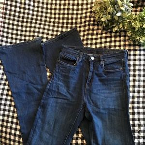 BlankNYC Dark Wash Flare Jeans